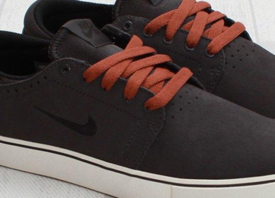 Nike SB Team Edition – Anthracite – Team Brown
