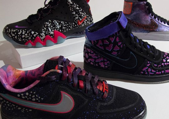 "promo code 3eade e1ed2 Nike Sportswear ""Area 72"" Raygun Collection"