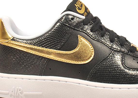 Nike Air Force Low Black Snake