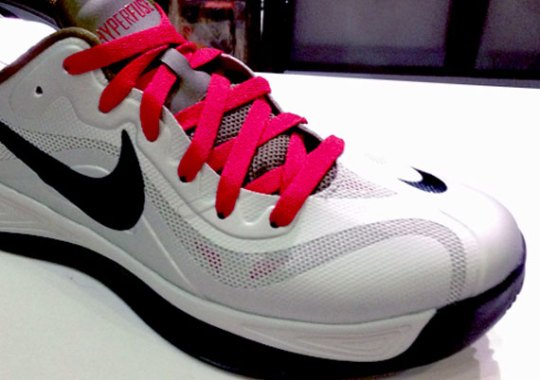 Nike Zoom Hyperfuse 2012 Low – January 2013 Colorways