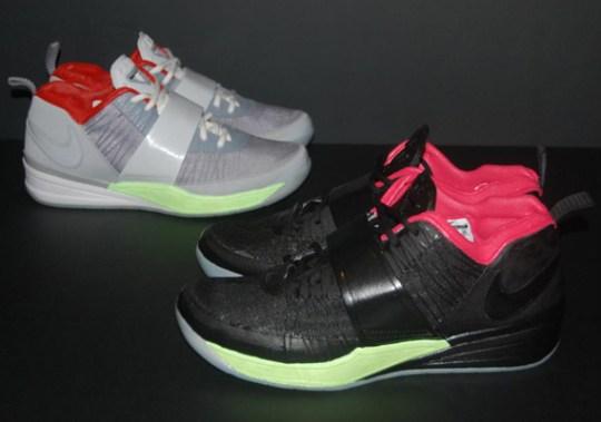 """Nike Zoom Revis """"Yeezy 2"""" Customs by JP Custom Kicks"""