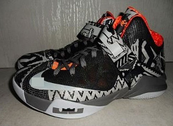 5d34d1f3f4c6 Advertisement. Could the latest Nike Zoom Soldier VI colorway ...