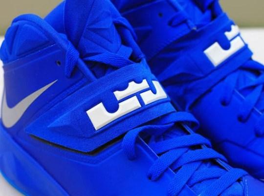 "Nike Zoom LeBron Soldier VII ""Game Royal"""