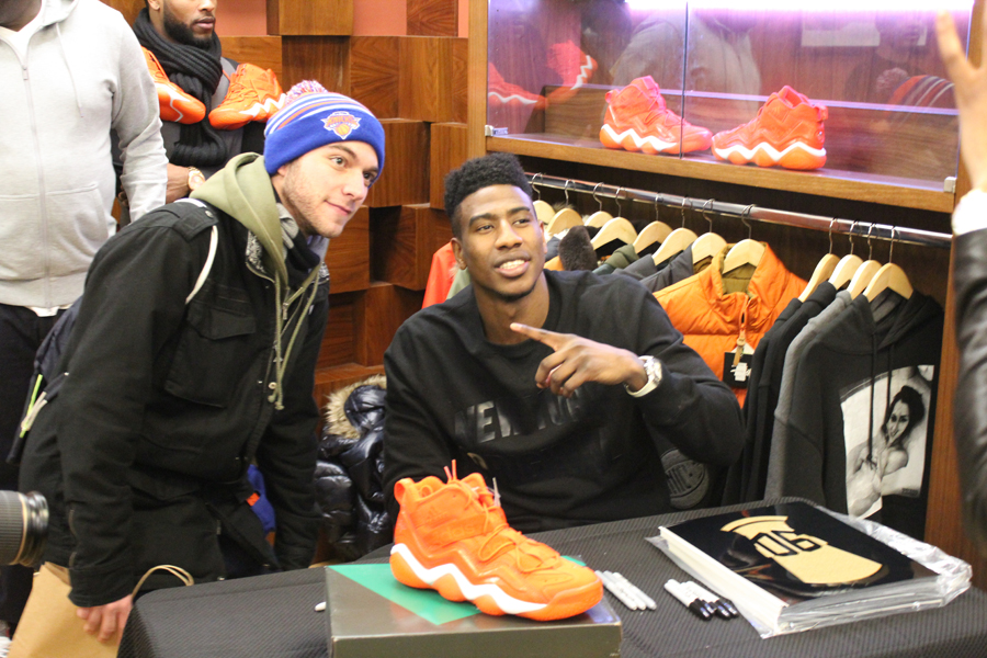 Packer Shoes x Iman Shumpert x adidas Top Ten 2000 - Event Recap -  SneakerNews.com fca1be597