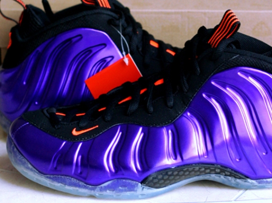 """Nike Air Foamposite One """"Suns"""" – Available Early on eBay"""