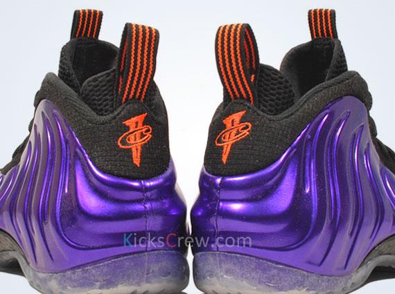 new product 4c872 6300a Phoenix Suns Foams On Feet