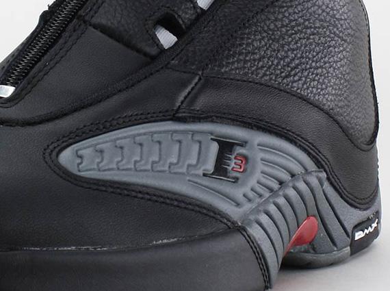 Reebok Answer IV - Black - Grey - Red - SneakerNews.com e66e67ad6