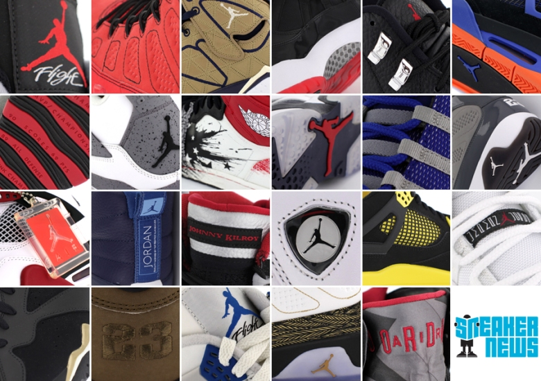 sale retailer 506ca ae41a Sneaker News Top 23 Air Jordans of 2012 - SneakerNews.com