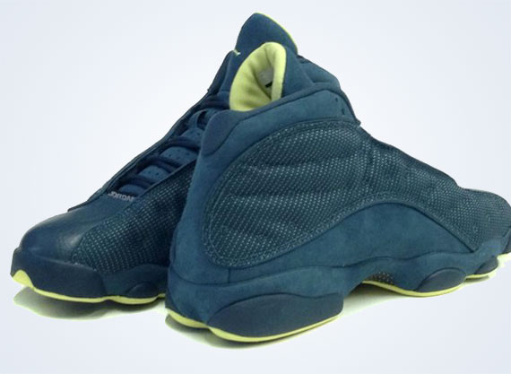 "ee0ed755ea940b Air Jordan XIII ""Squadron Blue"" – Available Early on eBay"