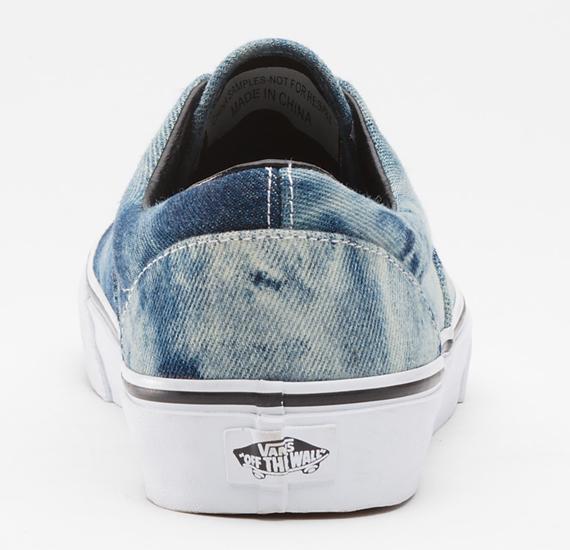 Furgonetas Lavado Con Ácido Era Paquete De Denim Azul eFW5a7dt1