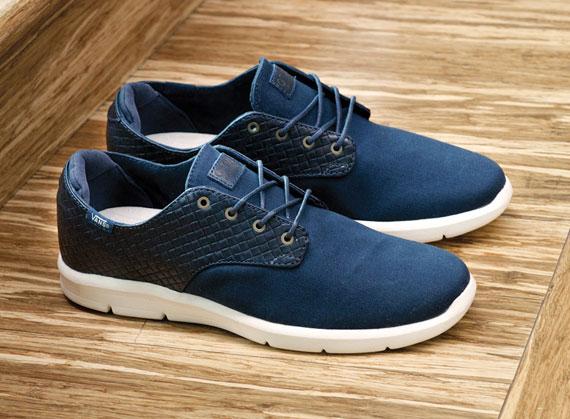Vans Running Shoes Blue