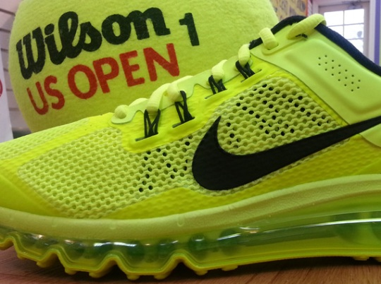 "Nike Air Max+ 2013 ""Volt"" – Available"