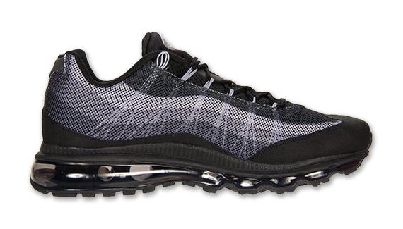 Nike Air Max 95 Dynamic Flywire Black Grey