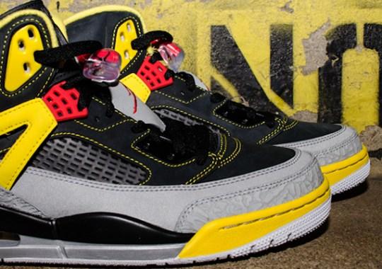 "timeless design 191f6 61c3e Jordan Spiz ike ""3M"" – Arriving at Retailers"
