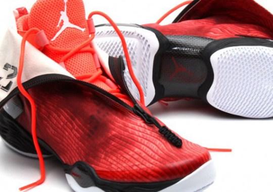 "Air Jordan XX8 ""Red"""