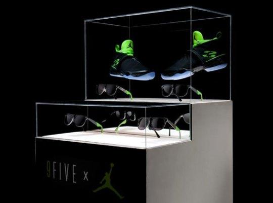 """9FIVE Eyewear x Jordan Brand """"Air Jordan XX8"""" Frames"""