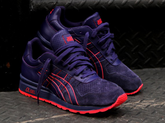 Ronnie Fieg x Asics GT II quot High Riskquot Available