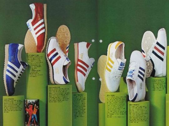 adidas Launches Interactive Online Archive