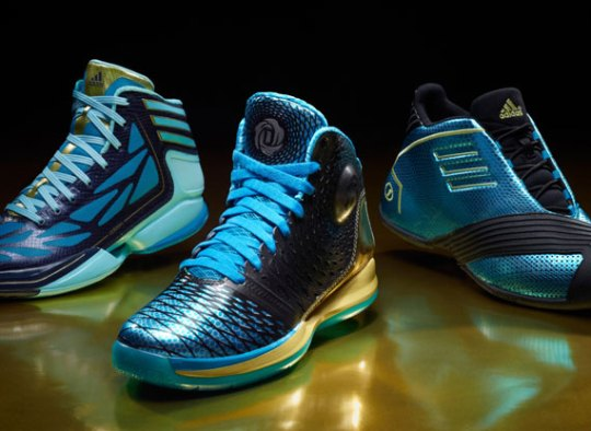 "adidas Basketball ""Year of the Snake"" Collection – Officially Unveiled"