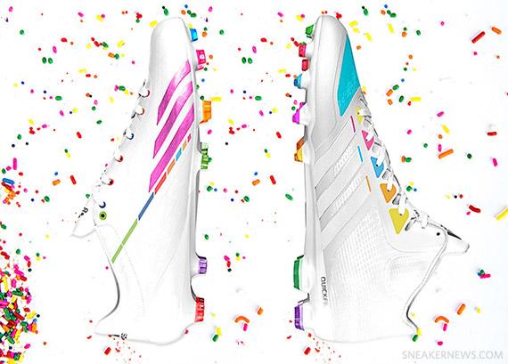 adidas Football Birthday Cleats for Robert Griffin III & DeMarco Murray
