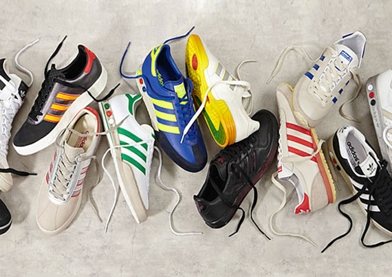 the best attitude 03f1b bc34a adidas Originals Archive Pack