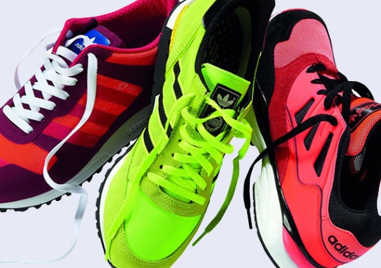 "adidas Originals ""Neon Running Pack"""
