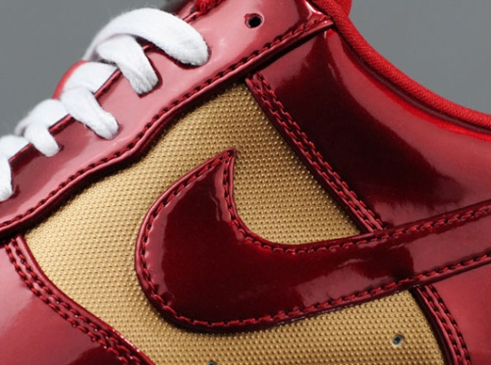 """Nike Air Force 1 Downtown """"Iron Man"""" – Release Date"""