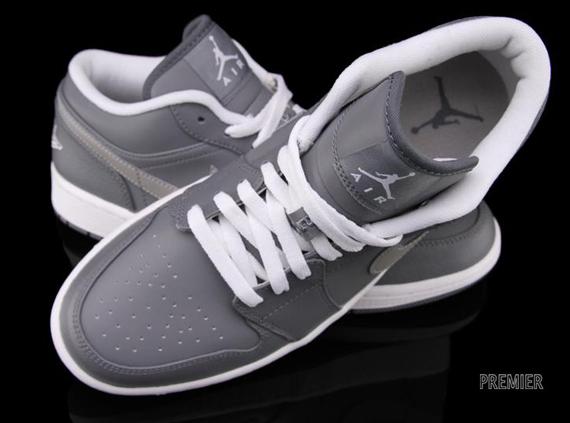 Nike Air Jordan 1 Phat Lav Kjølig Grå Xiqb6ZNlW
