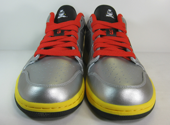 02e1a5572fe Air Jordan 1 Low Metallic Silver Black-Challenge Red-Tour Yellow 553558-023  02 2013  95. show comments