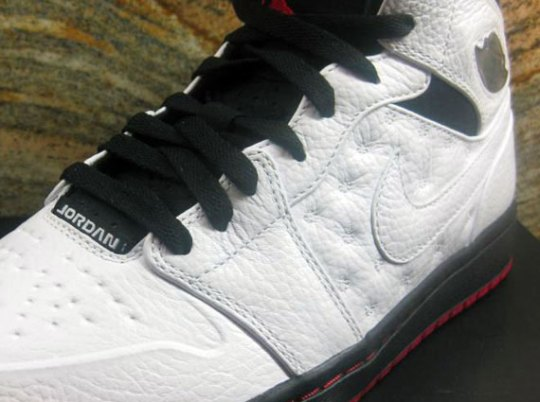 Air Jordan 1 Retro '97 – White – Black – Gym Red