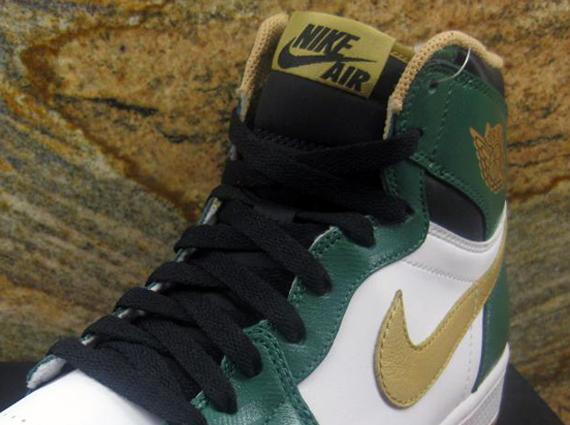 Air Jordan 1 Retro High OG quot Celticsquot Available Early on eBay