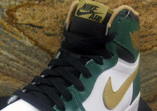 """Air Jordan 1 Retro High OG """"Celtics"""" – Available Early on eBay"""