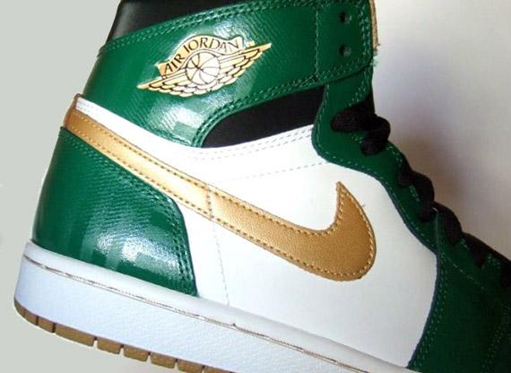 """Air Jordan 1 Retro High OG """"Celtics"""