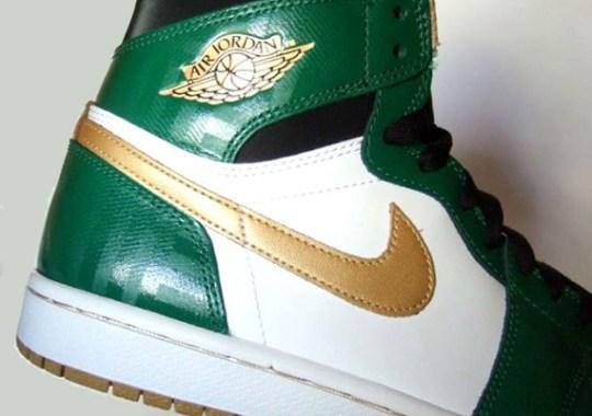 """Air Jordan 1 Retro High OG """"Celtics"""""""