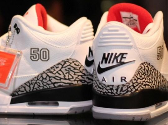 """Air Jordan III '88 Retro """"MJ50"""""""
