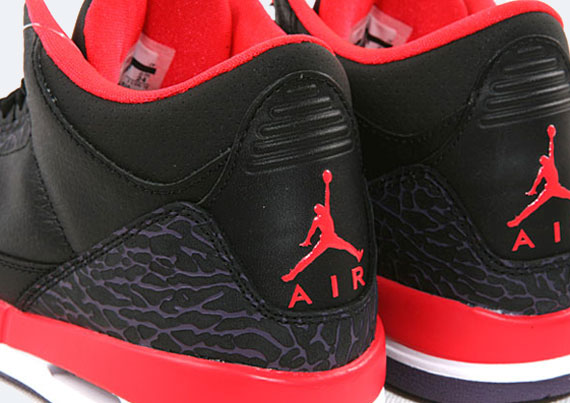 "best authentic 5d95d 41fa1 Air Jordan III GS ""Bright Crimson"""