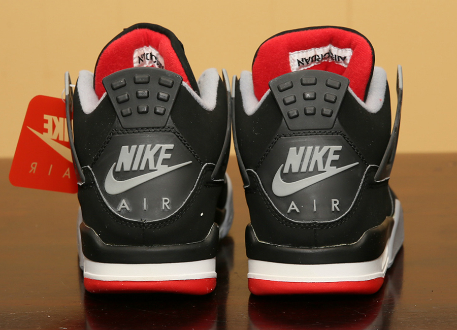 1999 Air Jordan 4 Made In Taiwan R
