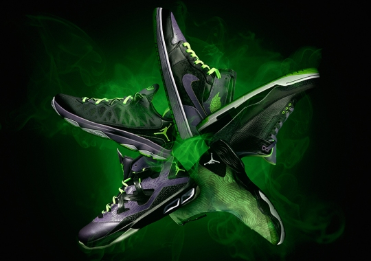 "Jordan Brand 2013 All-Star ""Night Vision"" Collection"