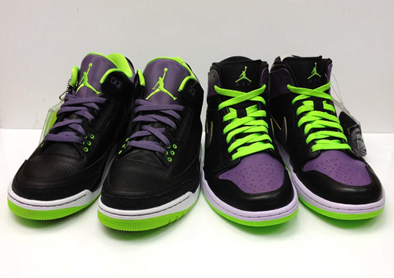 33af174f43e0 Air Jordan Retro - 2013 All-Star Releases - SneakerNews.com
