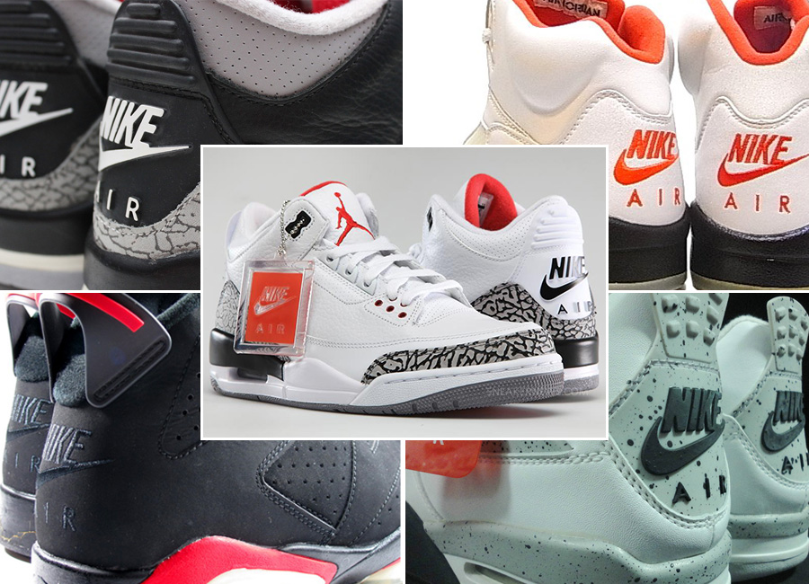 e828e03606bd9e History of Air Jordan Retros with