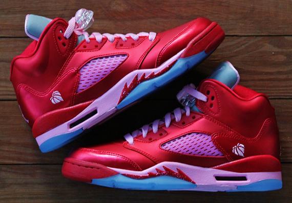 """Air Jordan V """"Valentine"""