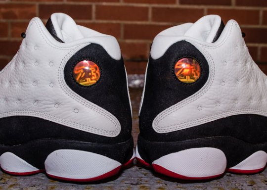 """Air Jordan XIII """"He Got Game"""" – Arriving at Retailers"""