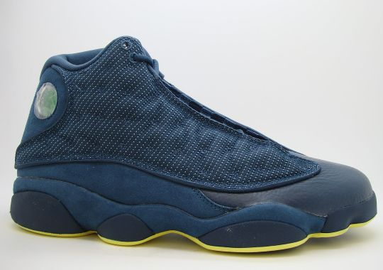 "Air Jordan XIII ""Squadron Blue"" – Release Reminder"