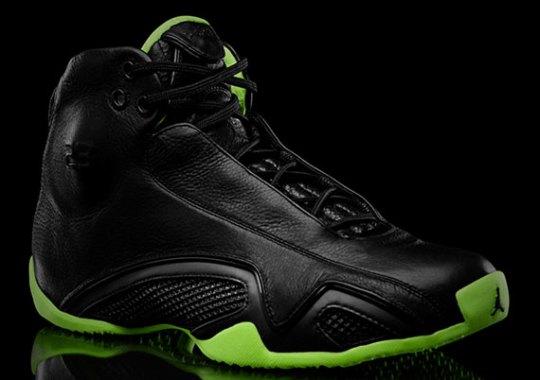 "Air Jordan XX1 ""Black/Neon Green"" Collection"