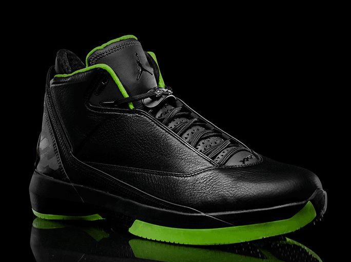 premium selection 4e570 30247 black and green air jordan