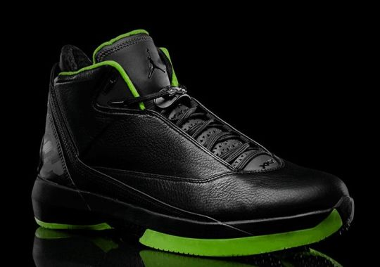"Air Jordan XX2 ""Black/Neon Green"" Collection"