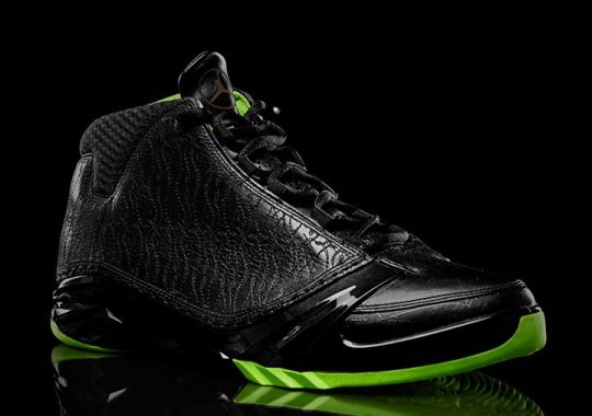 "Air Jordan XX3 ""Black/Neon Green"" Collection"