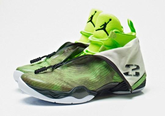 """Air Jordan XX8 """"Electric Green"""""""