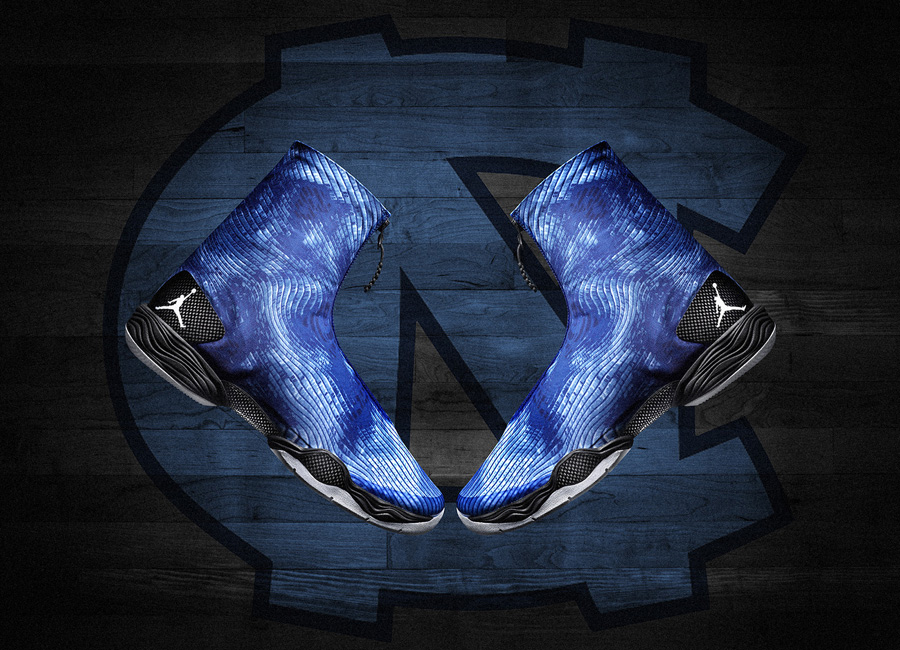 finest selection 68759 81e14 The mysterious blue colorway of the Air Jordan XX8 ...