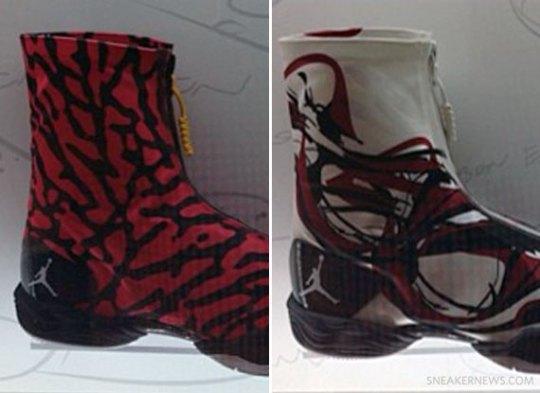 "Air Jordan XX8 ""Red Elephant"" & ""VIII-Inspired"""